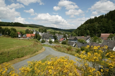 Feltebelweg (D1) Deifeld