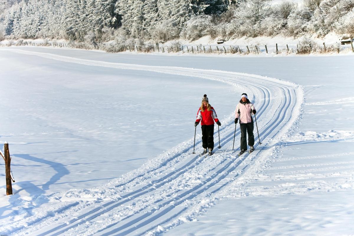 Skilanglauf in Medebach