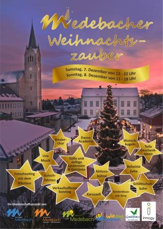 Medebacher Weihnachtszauber 2019